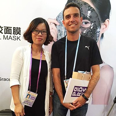 Calla-Calla Join Hong Kong Cosmoprof Asia | News On Calla Skin Care Products Manufacture