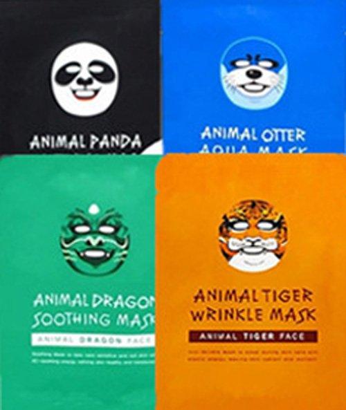 Calla-Private Label Custom Non Woven Animal Facial Mask   Face Mask-2