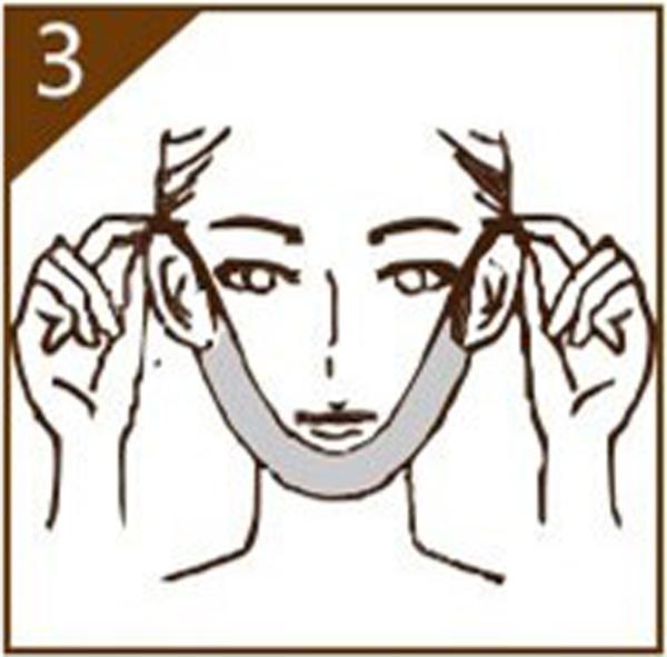 Calla-Korean Hydrogel V Shape Face Slimming Lifting Facial Mask-6