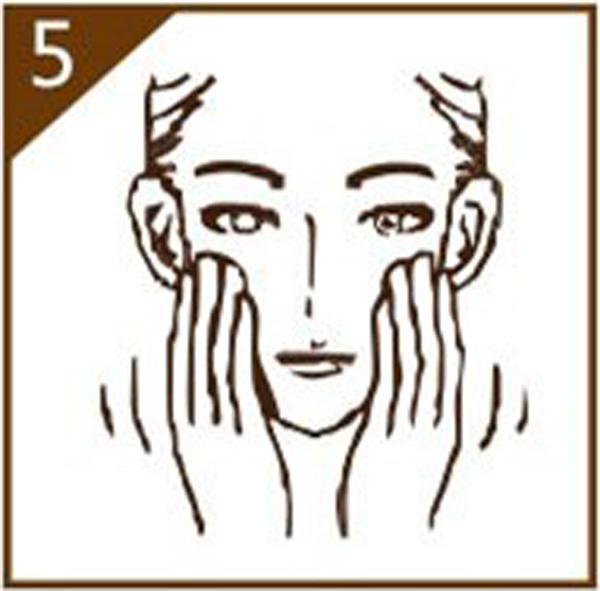 Calla-Korean Hydrogel V Shape Face Slimming Lifting Facial Mask-7