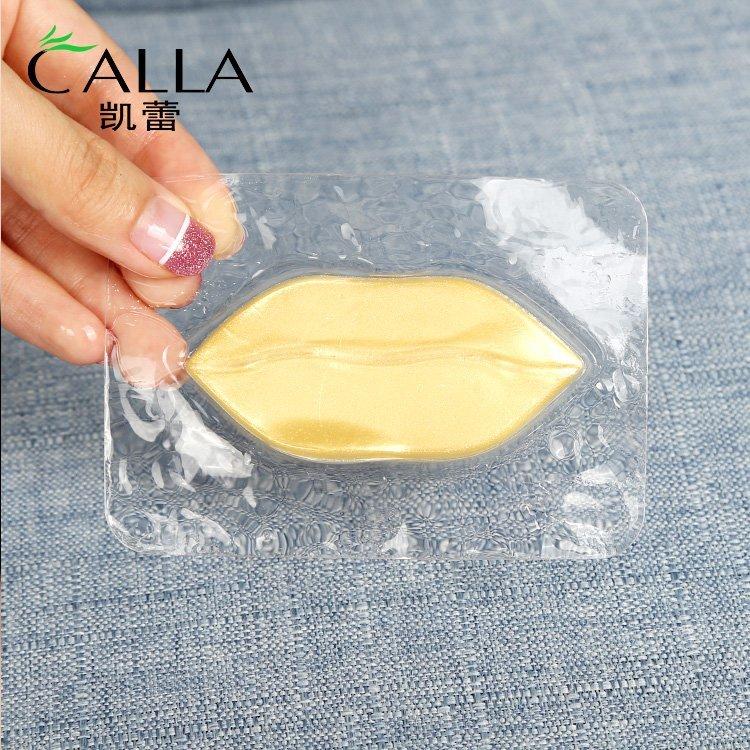 Korean Best Gold Collagen Crystal Lip Mask