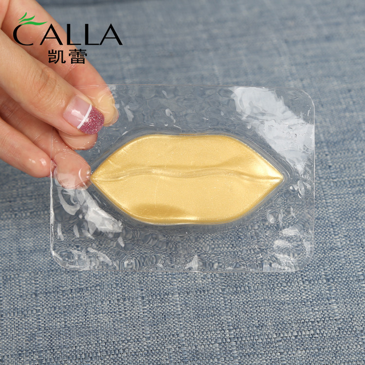 Calla-Gold Collagen Crystal Hydrogel Lip Mask | Lip Mask