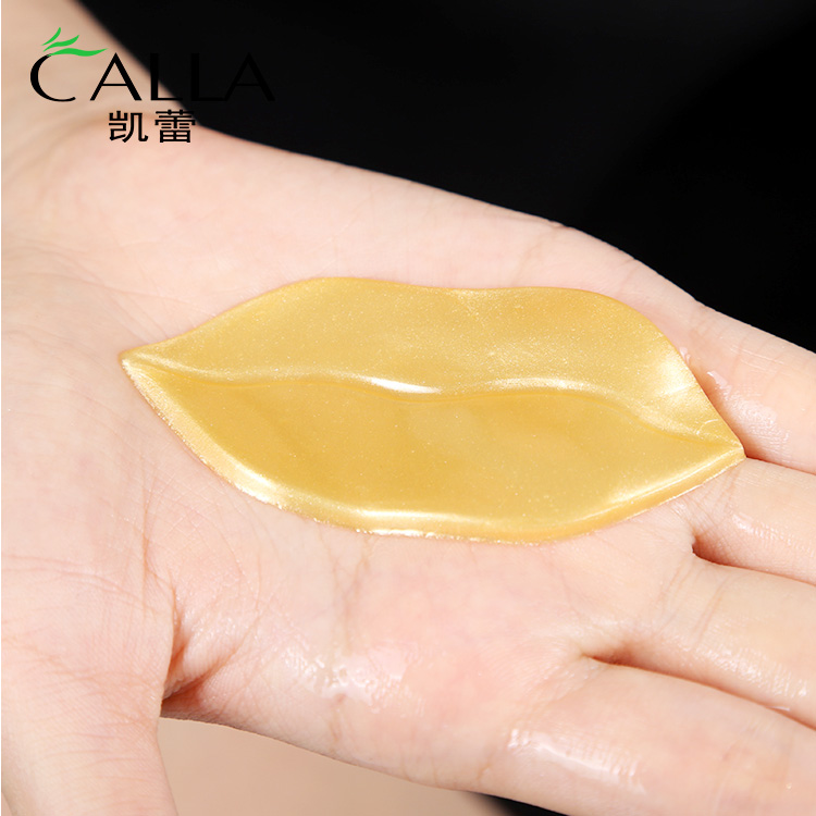 Calla-Gold Collagen Crystal Hydrogel Lip Mask | Lip Mask-2