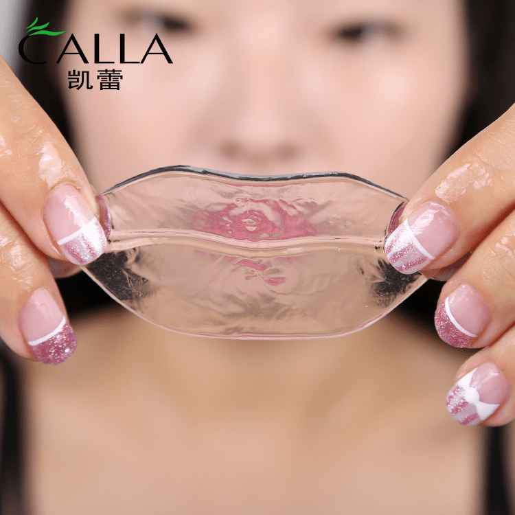 Calla-Gold Collagen Crystal Hydrogel Lip Mask | Lip Mask-8