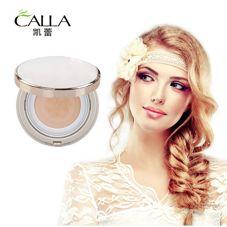 Whitening Korean Cushion Compact Powder Foundation