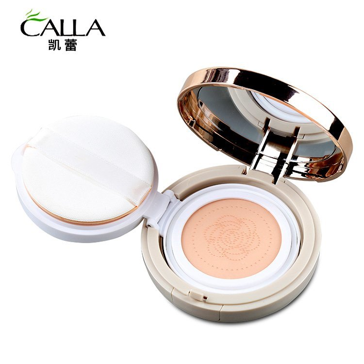 Natural Korean Cushion Foundation Whitening Air CC Cushion