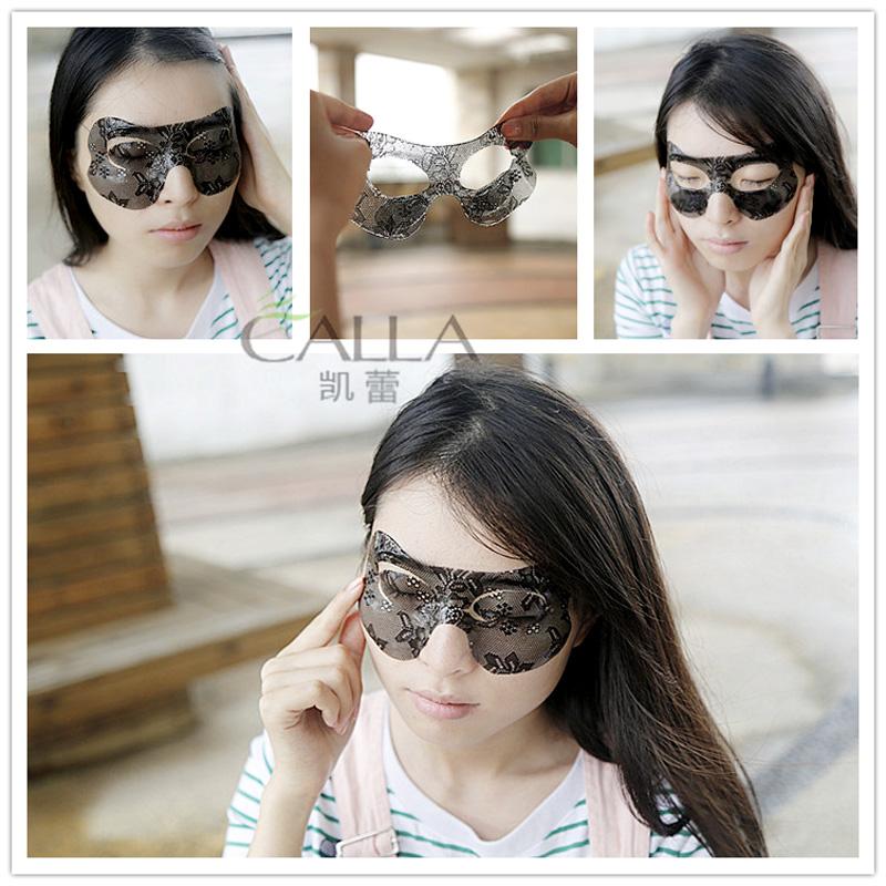 Calla-Eyes Beauty Hyaluronic Acid Collagen Skin Care Lace Eye Mask | Eye Mask