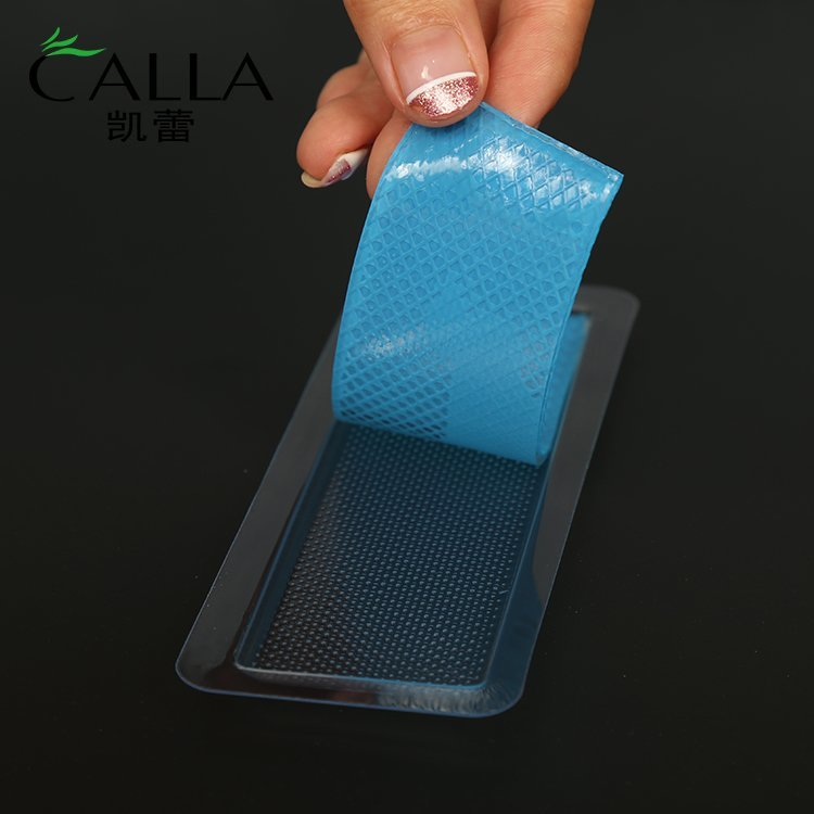 Surgery Repairing Sheet Clear Silicone Best Selling Scar Gel