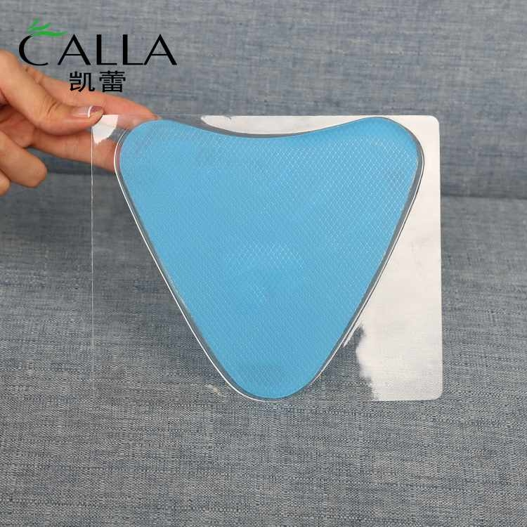 GMPC Silica Patch Silicone Scar Removal Gel Pad For Wholesale