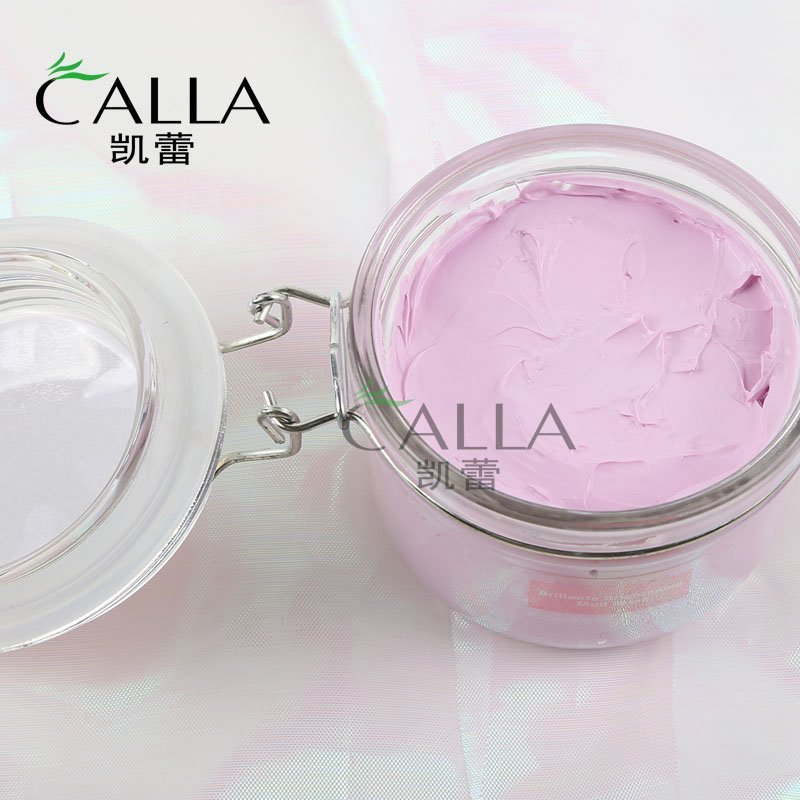 Clay Pink Volcanic Mud Face Mask For OEM