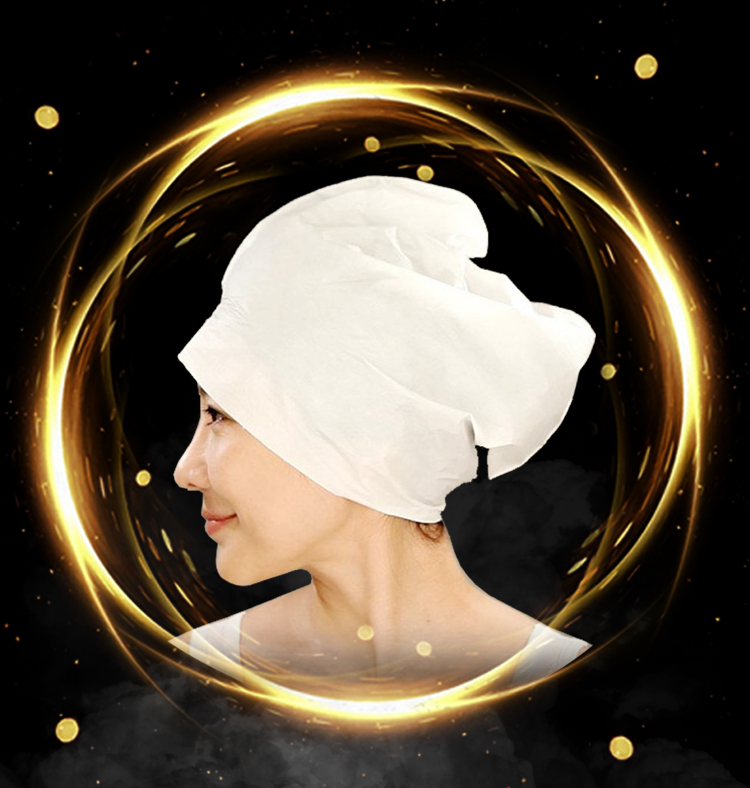 self heating hair treatment mask