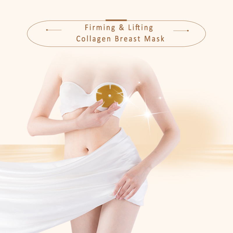 Firming & Lifting  Collagen Breast Mask