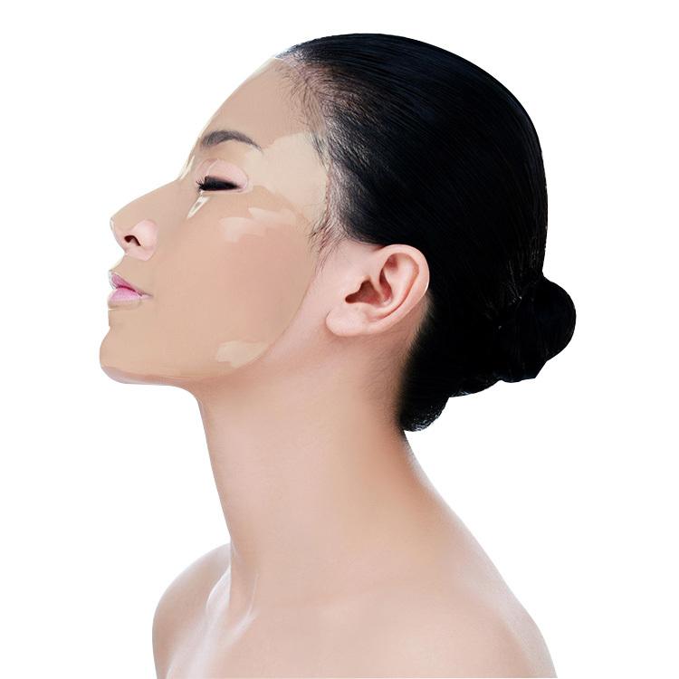 Gold Collagen Hydrogel Face Mask sheet