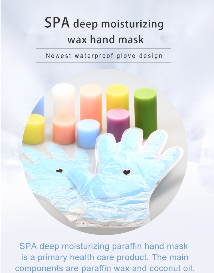 SPA deep moisturizing  wax hand mask