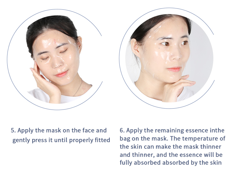 product-Collagen Hydrogel Face Mask sheet-Calla-img
