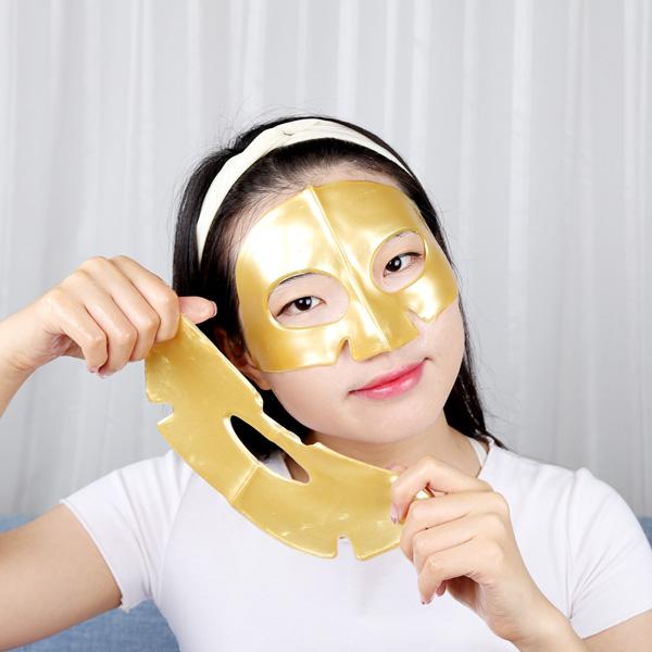 Calla-High Quality Anti-wrinkle 24k Gold Powder Crystal Facial Mask-2