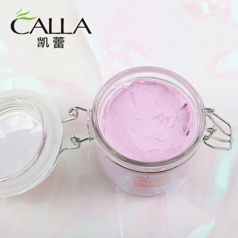 Reduicng Acne Volcanic Pink Mud Face Mask OEM