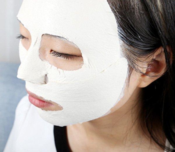 Calla-Find White Clay Mud Mask Sheet Wcfm010   Manufacture-1
