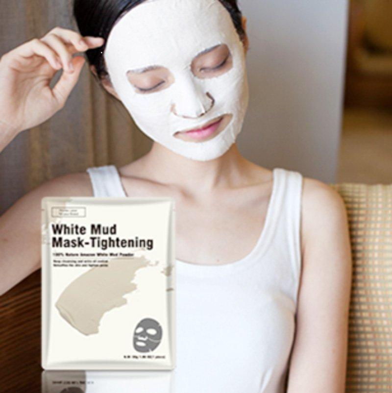 Calla-Find White Clay Mud Mask Sheet Wcfm010   Manufacture-2