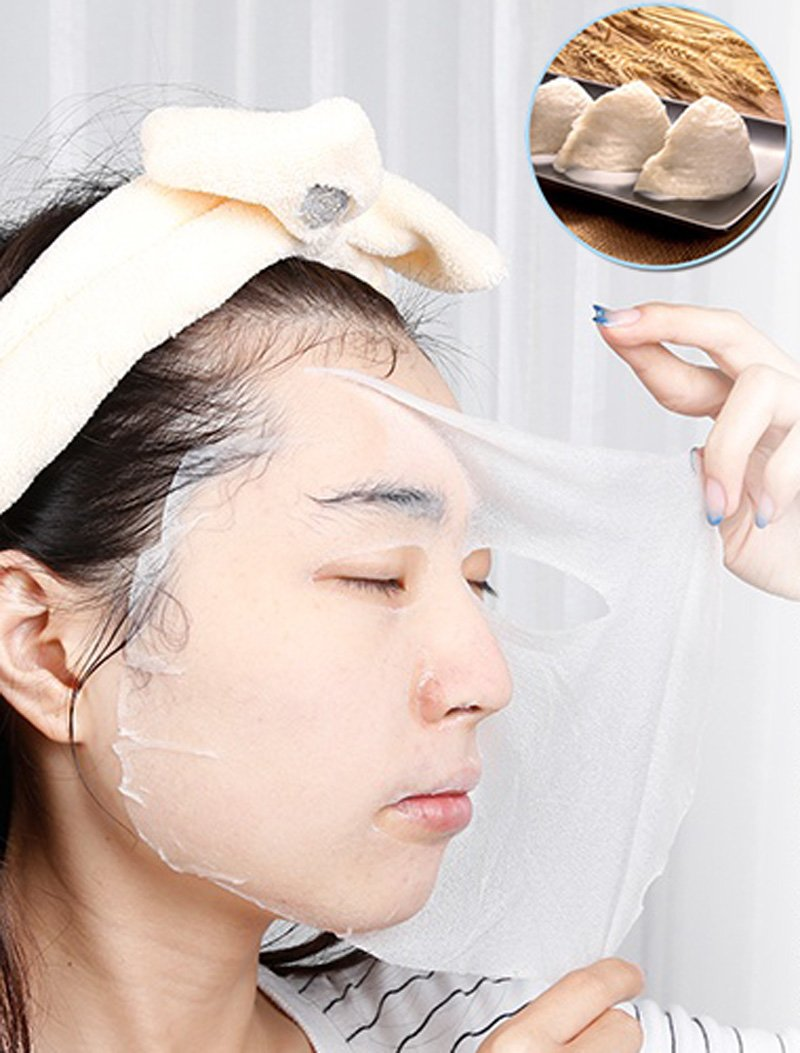 Calla-High Quality Korea Whitening Moisturizing Silk Facial Mask-1