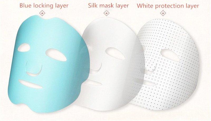 Calla-High Quality Korea Whitening Moisturizing Silk Facial Mask-3