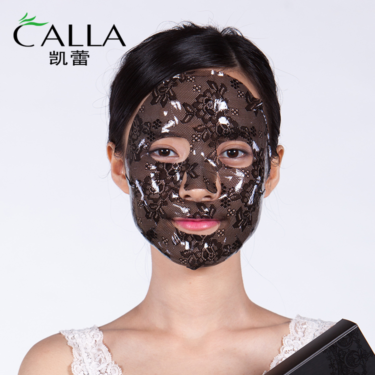 Hydrophilic Refresh Lace Facial Mask With Gel OEM Hot Sale Product