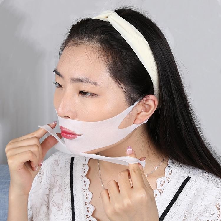 Gel v-Line V Shape Lifting Slim Face Mask With High Quality high efficiency