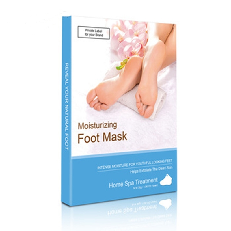 Moisture Foot Peel Spa Sock Exfoliating Foot Mask Top Sale