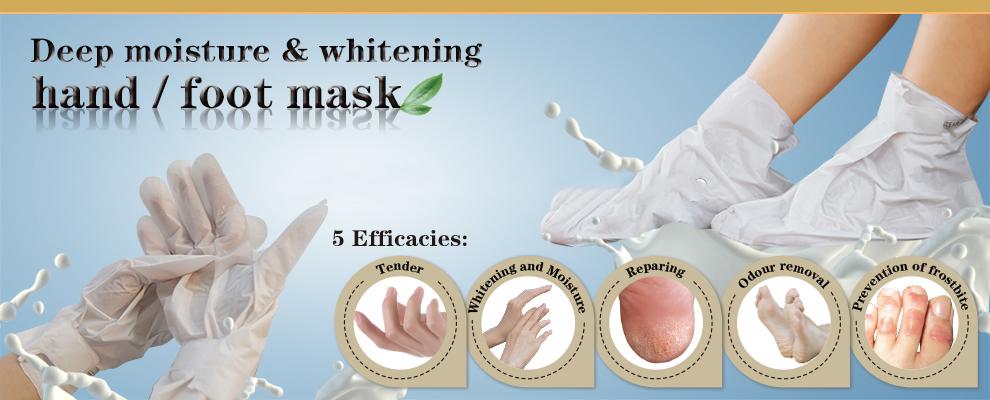 Calla-Manufacturer Of Fda Foot Moisturizing Korea Skin Care Nonwoven Sock For Oem