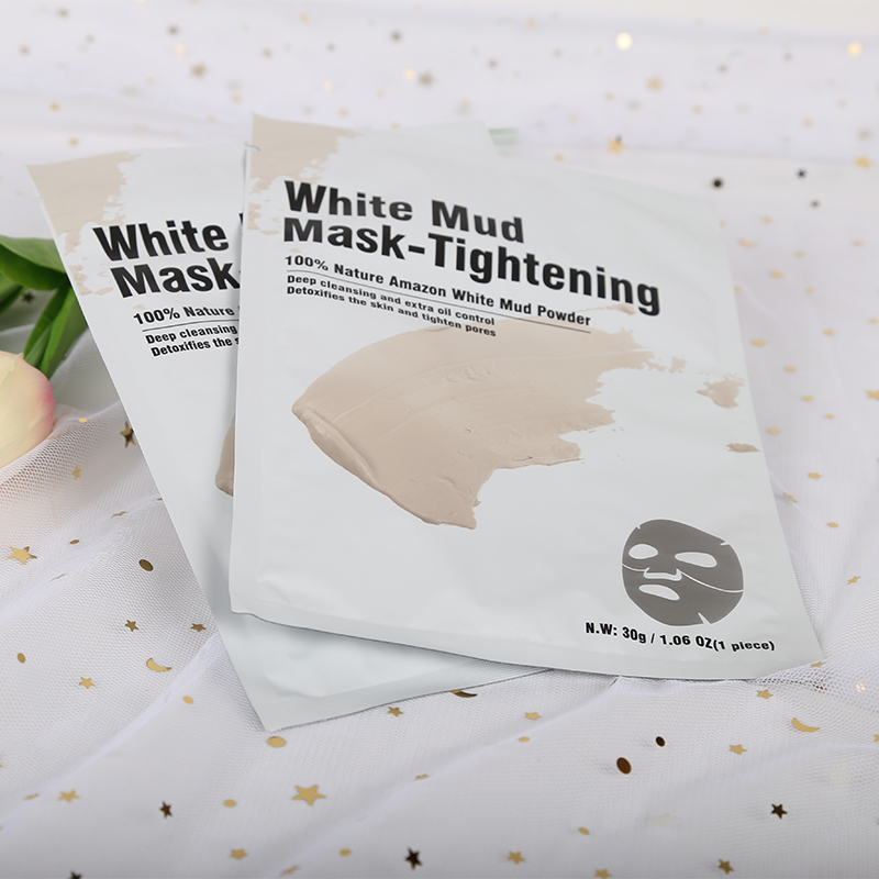 Volcanic Mud  Clay Face Mask OEM ODM Private Label Natural