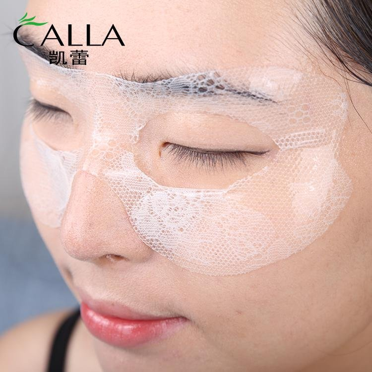 Calla-Anti-aging Hyaluronic Acid Eyes Mask Golden Crystal Collagen Eye Pad |-11