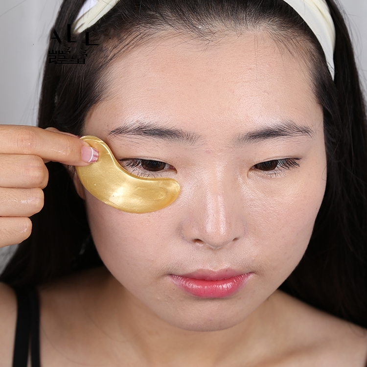 24k Best Collagen Eyes Pad Under Eye Mask For Dark Circle