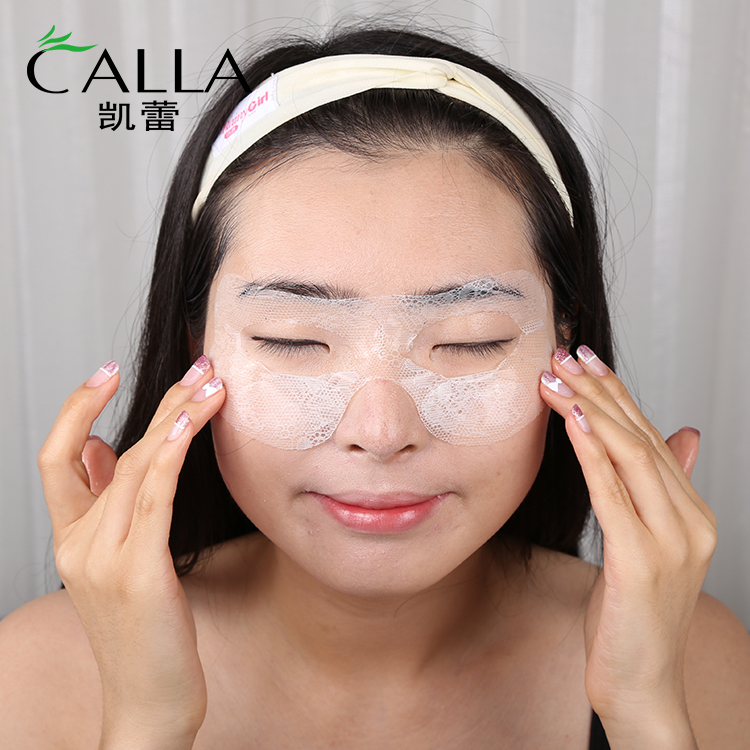 Gel Under Patch Skin Care Lace Eye Mask For Dark Circle