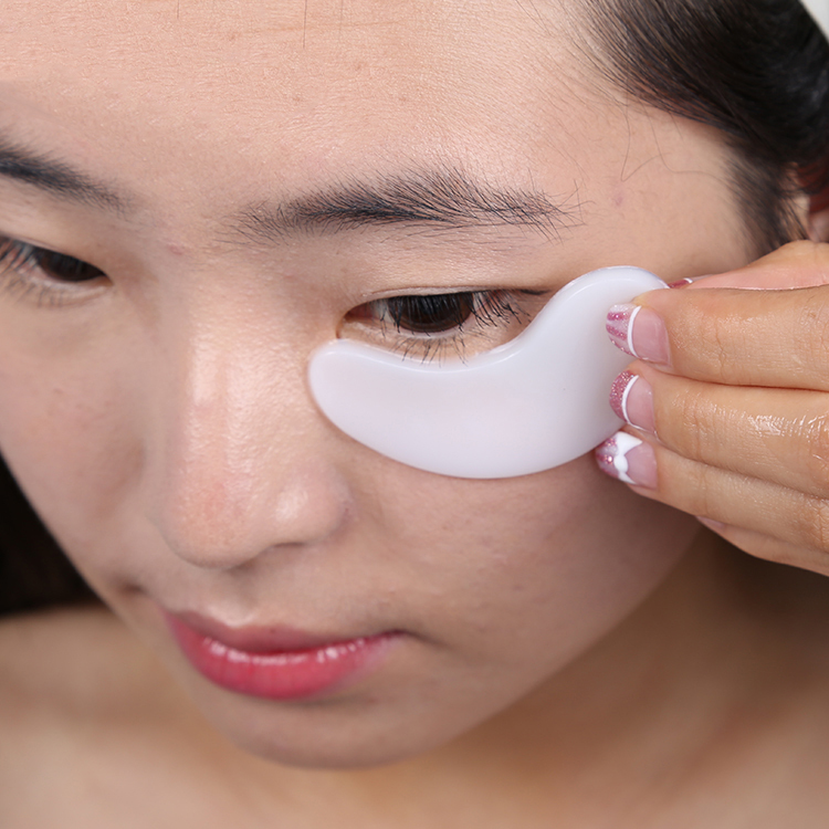 Collagen Anti Aging Hyaluronic Acid Crystal Eye Mask