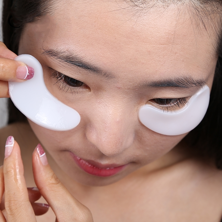 Collagen Anti Aging Hyaluronic Acid Crystal Eye Mask