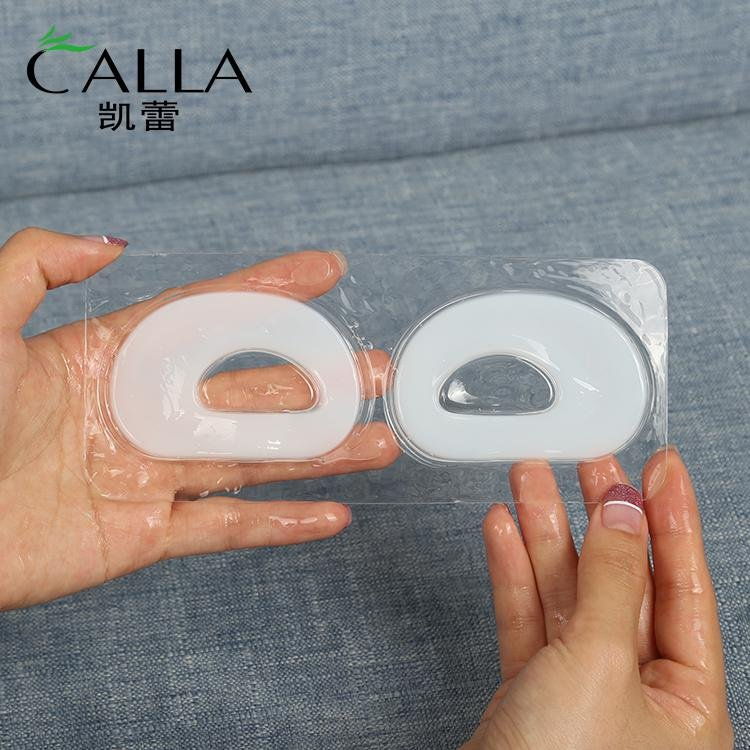 Calla-Collagen Anti Aging Hyaluronic Acid Crystal Eye Mask | Eye Mask Products Factory-10