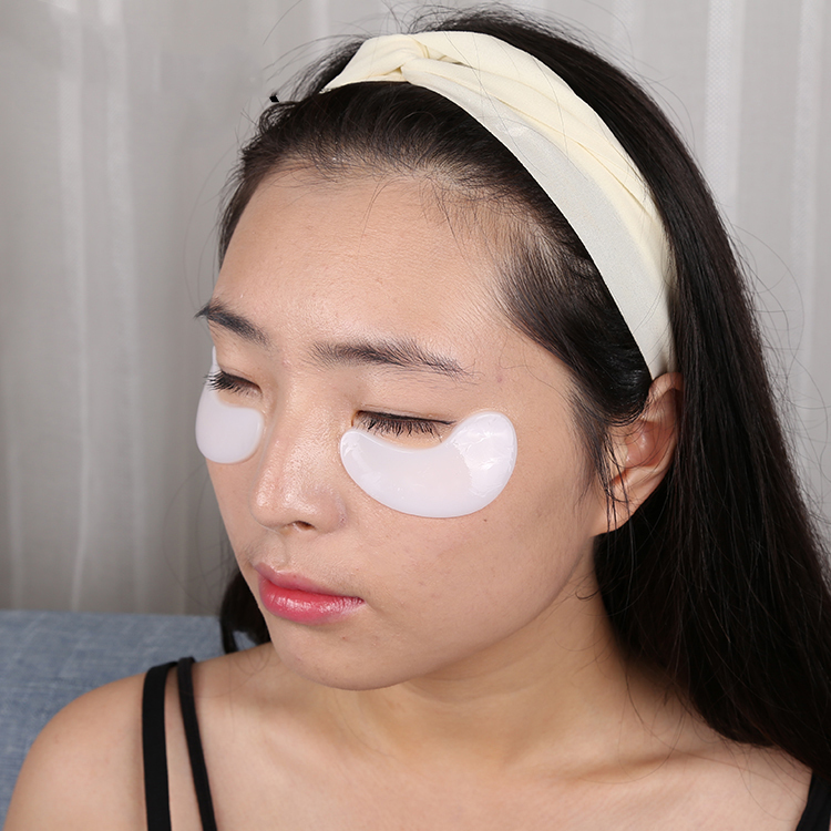 Moisture Crystal Collagen Custom Gel Eye Mask For Dark Circle