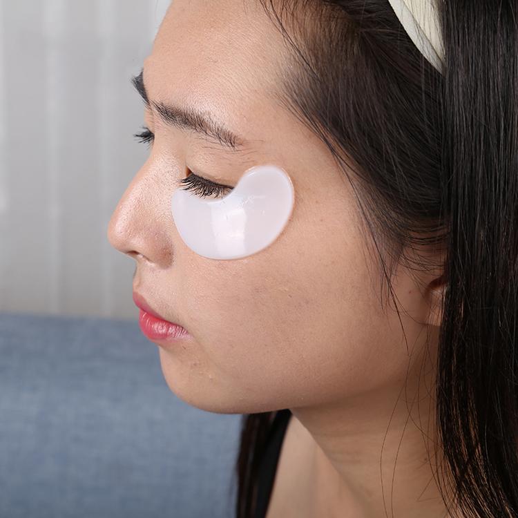 Hyaluronic Acid Collagen Eye Mask Sheet For OEM