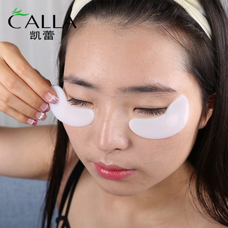 Reduce Fine lines White Collegen Skin Care Eye Mask Patch OEM