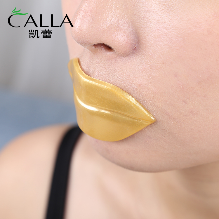 Gold Collagen Crystal Hydrogel Lip Mask