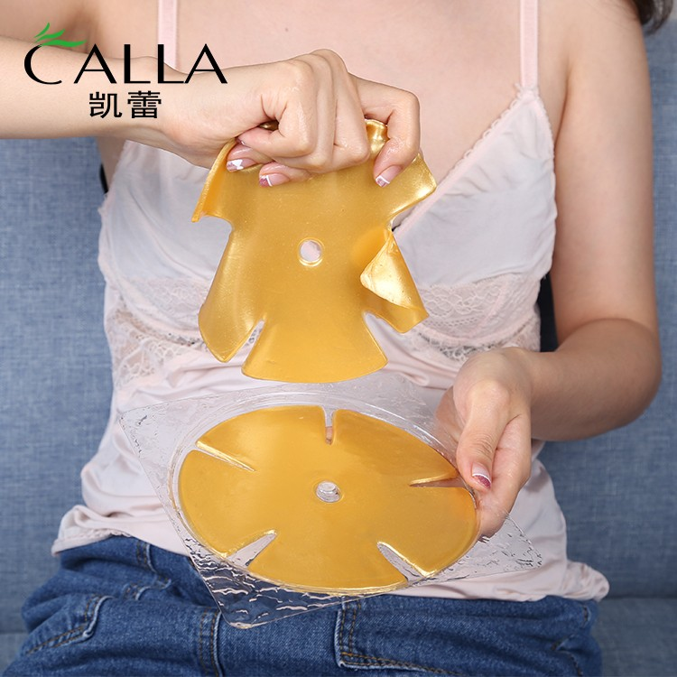 Calla-Best Beauty Care Firming Breast Mask Sheet Private Logo Breast Mask Sheet-1