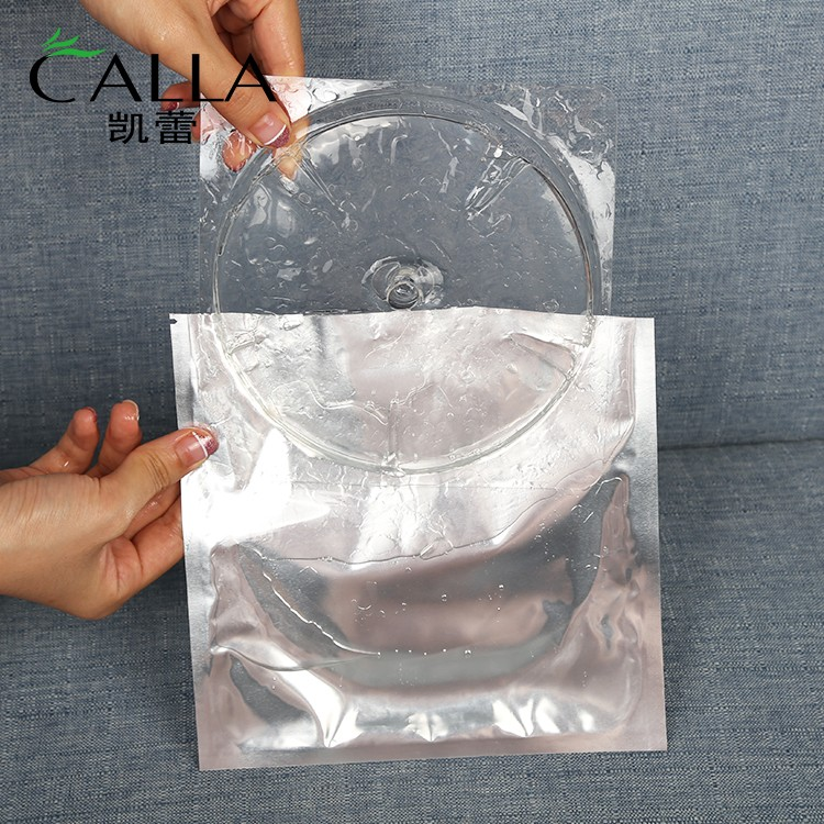 Calla-Best Beauty Care Firming Breast Mask Sheet Private Logo Breast Mask Sheet-5