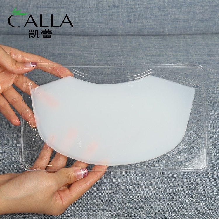 Calla-Manufacturer Of Anti-wrinkle Gold Collagen Neck Mask For Oem Fda Korea-6