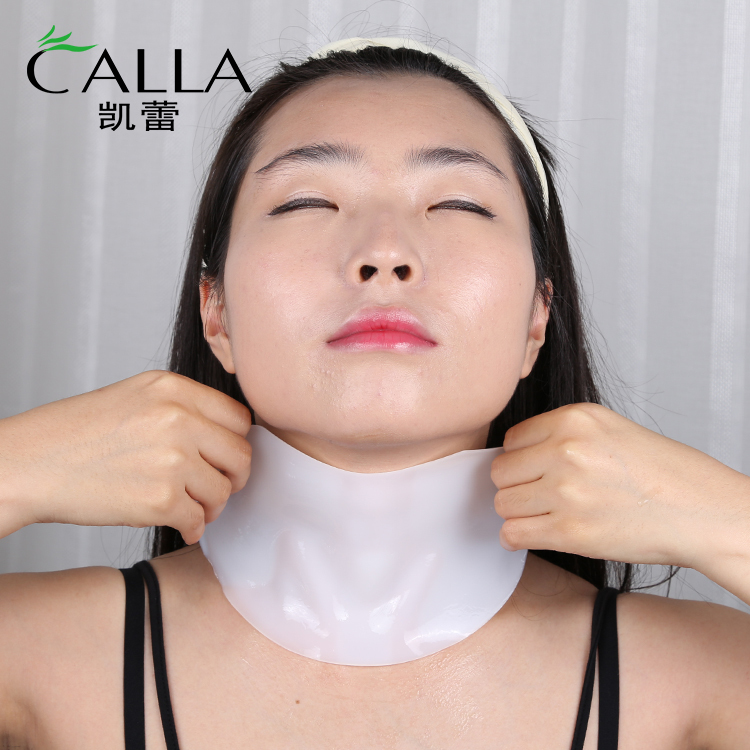Moisturizing Silicone Collagen Neck Lift Mask OEM