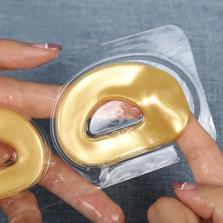 Calla-Reduce Fine Lines Lift Collagen Crystal Gold Neck Mask | Neck Mask-6