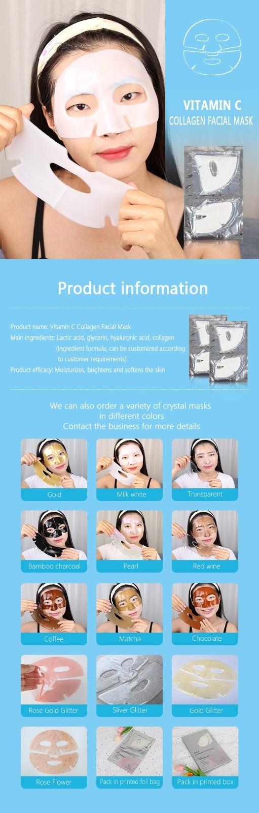 product-Calla-Facial Mask Whitening Nourishing Vitamin C Collagen-img