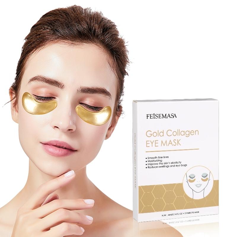 Eye Patch Anti-aging Hyaluronic Acid Crystal Collagen Under Eye Mask