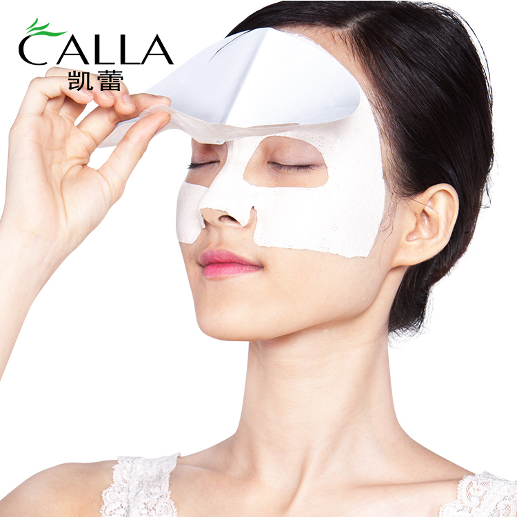 Clay Facial Mask Volcanic Mud Deep Cleanse Disposable Firming