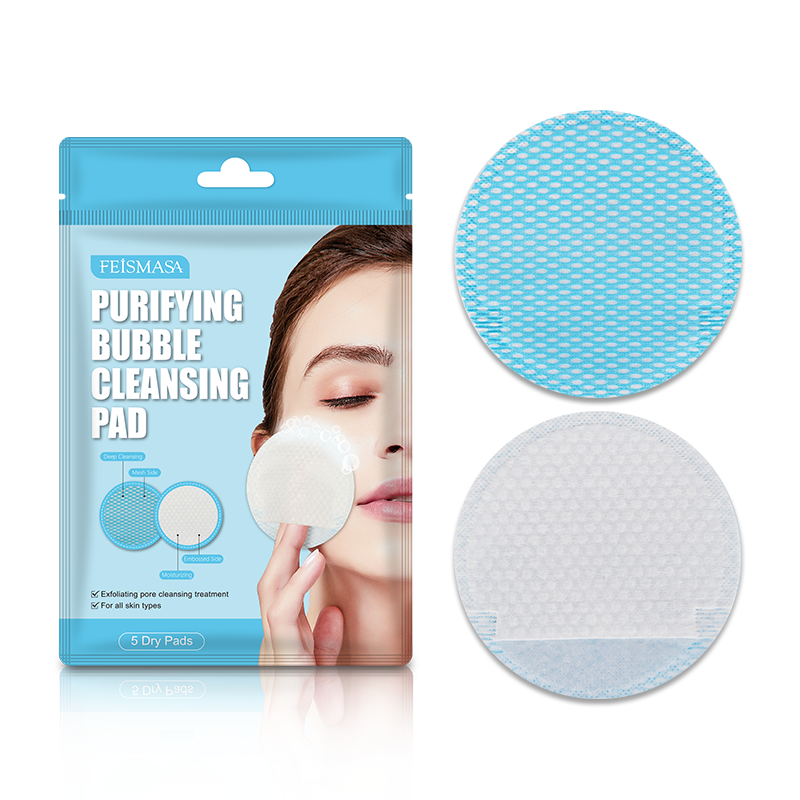 Exfoliator Cleaning Pad Facial Cotton Makeup Remover Wipes