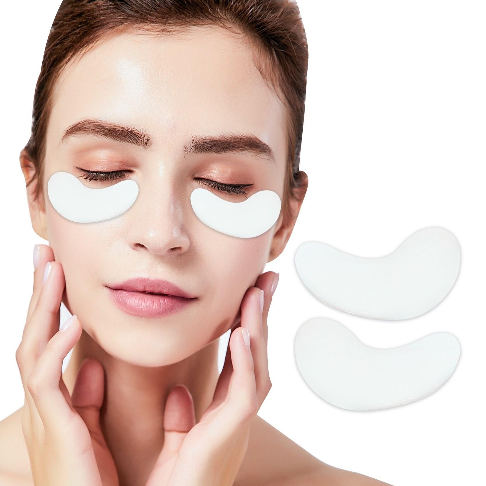 Eye Patch Moisture Crystal Collagen Gel Under Eye Mask Removes Dark Circle